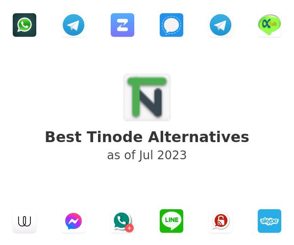 Best Tinode Alternatives