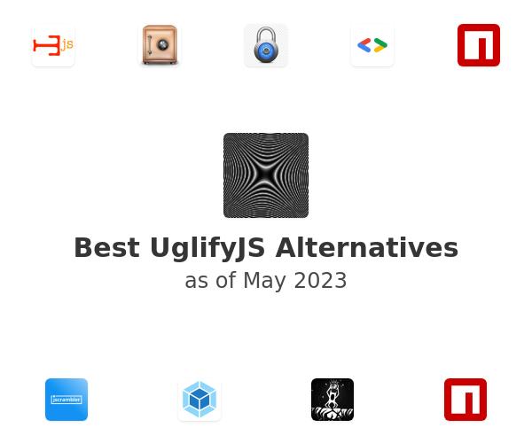 Best UglifyJS Alternatives
