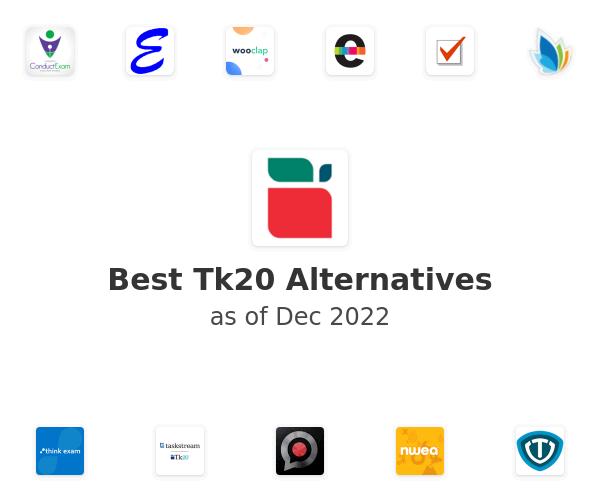 Best Tk20 Alternatives