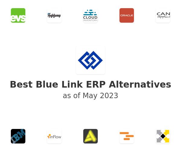 Best Blue Link ERP Alternatives