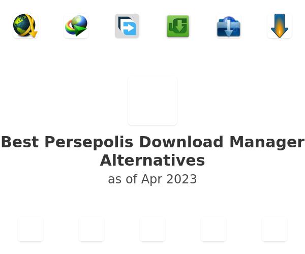 Best Persepolis Download Manager Alternatives