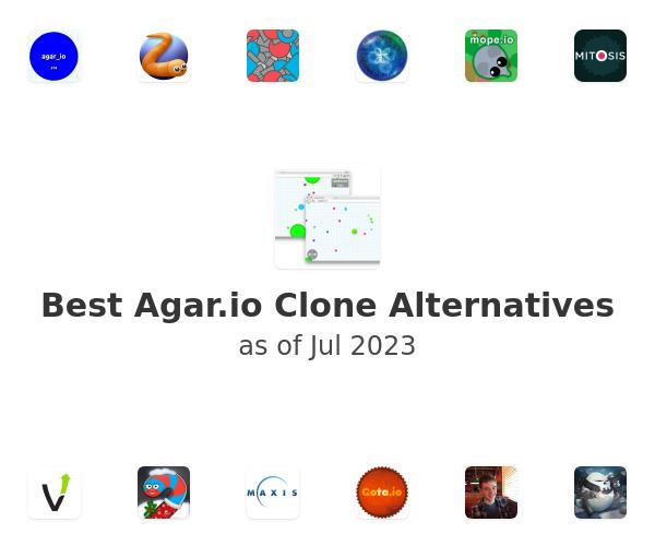 Best Agar.io Clone Alternatives
