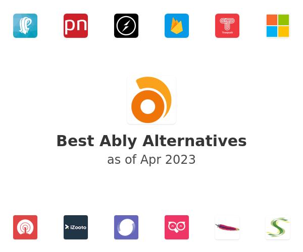 Best Ably.io Alternatives