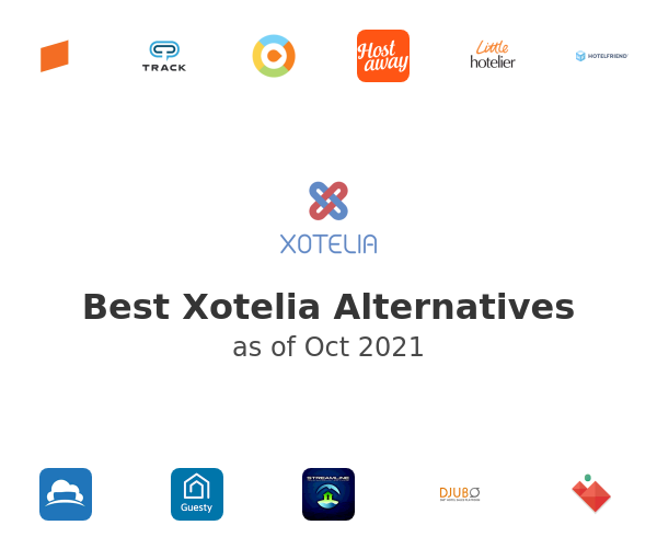 Best Xotelia Alternatives
