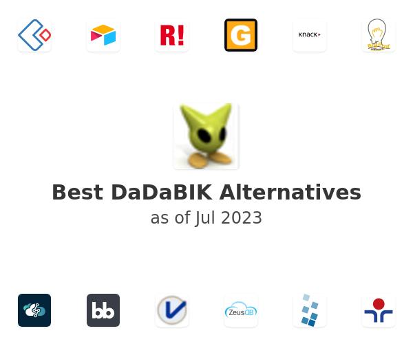 Best DaDaBIK Alternatives