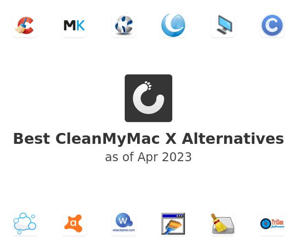Best CleanMyMac X Alternatives