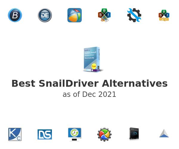 Best SnailDriver Alternatives
