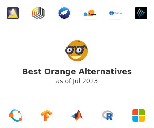 Best Orange Alternatives