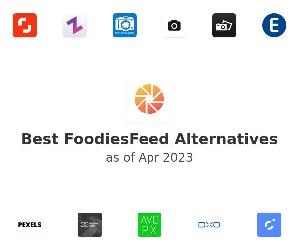 Best FoodiesFeed Alternatives