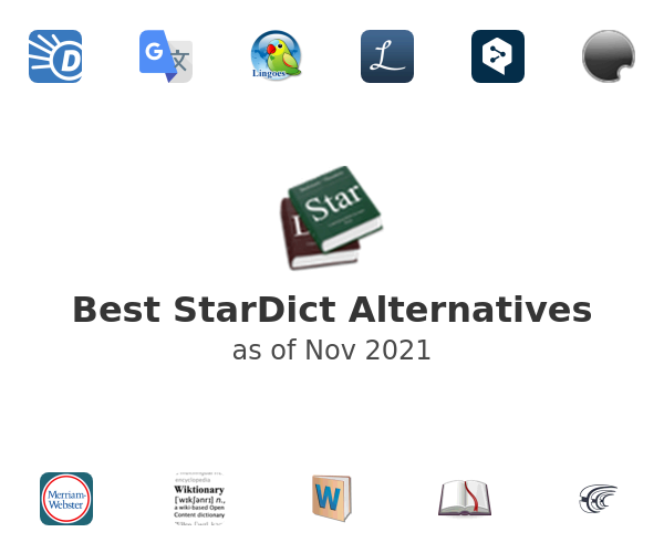Best StarDict Alternatives