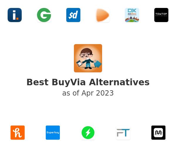 Best BuyVia Alternatives