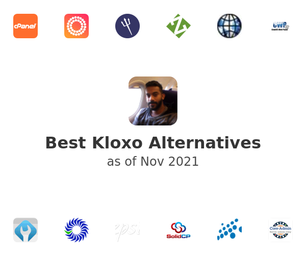 Best Kloxo Alternatives