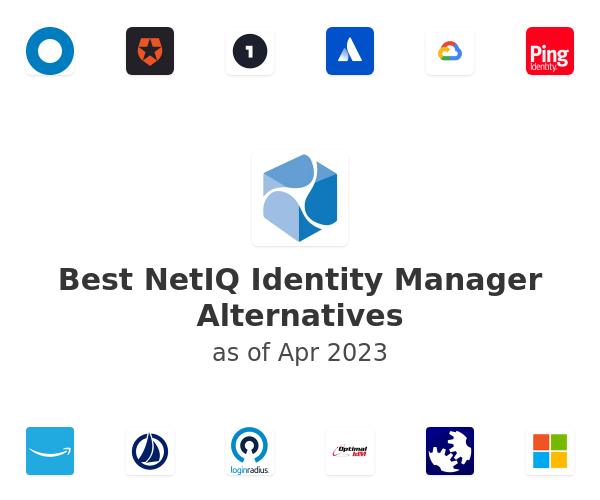 Best NetIQ Identity Manager Alternatives
