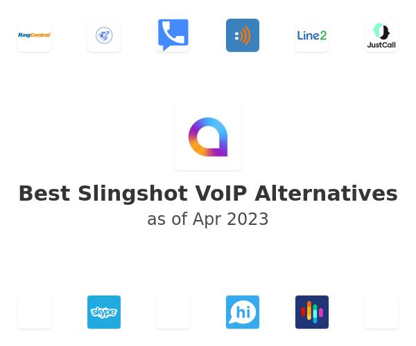 Best Slingshot VoIP Alternatives