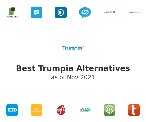 Best Trumpia Alternatives