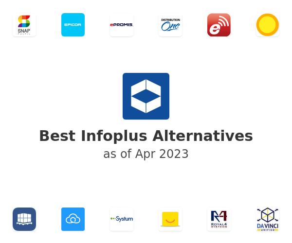 Best Infoplus Alternatives