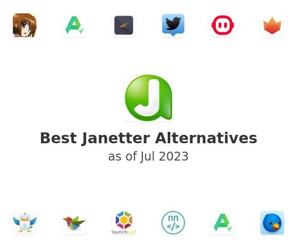 Best Janetter Alternatives