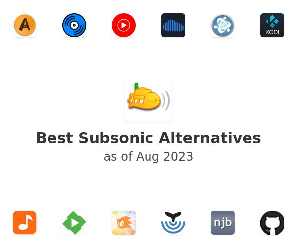 Best Subsonic Alternatives