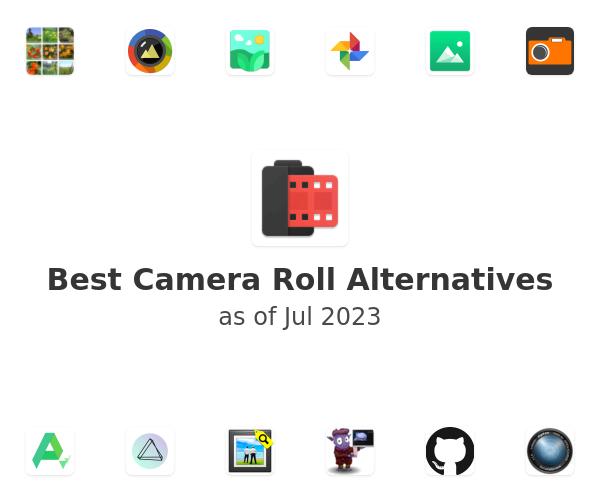 Best Camera Roll Alternatives