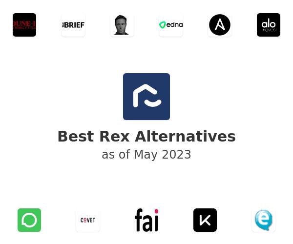 Best Rex Alternatives