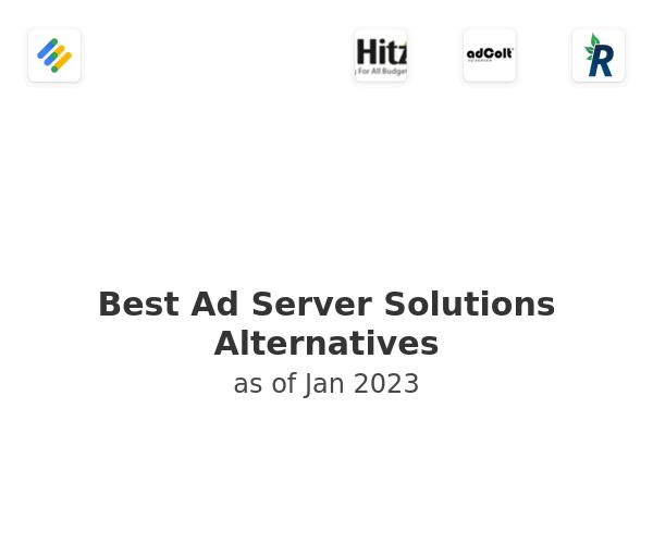 Best Ad Server Solutions Alternatives