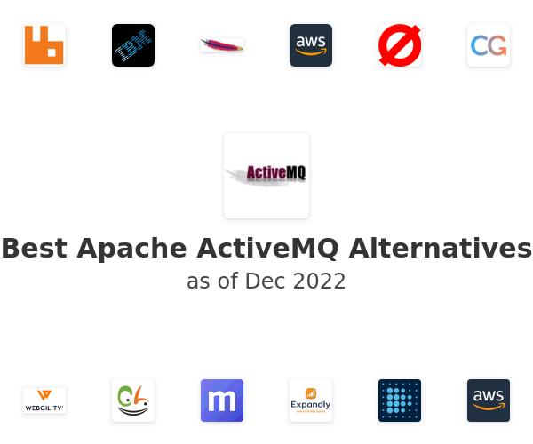Best Apache ActiveMQ Alternatives