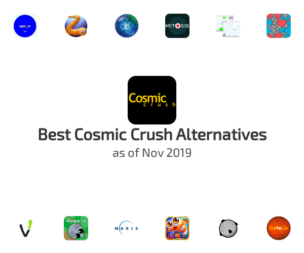 Best Cosmic Crush Alternatives