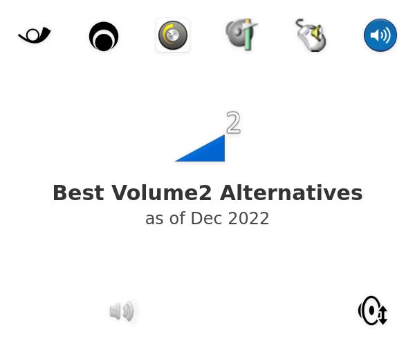 Best Volume2 Alternatives