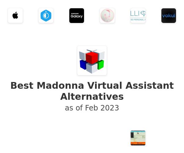 Best Madonna Virtual Assistant Alternatives