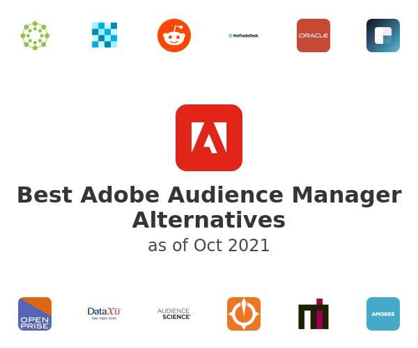 Best Adobe Audience Manager Alternatives