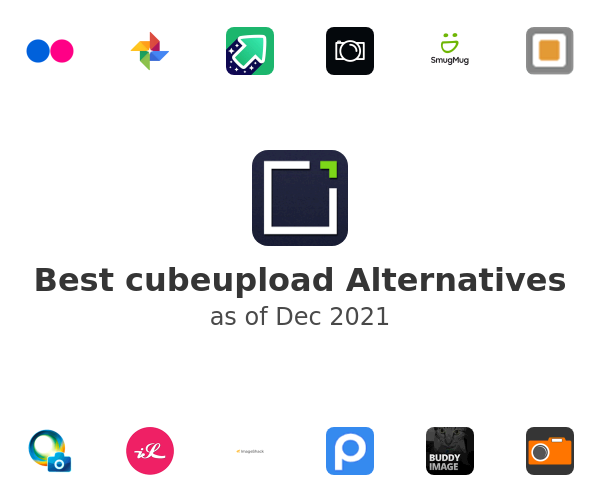 Best cubeupload Alternatives
