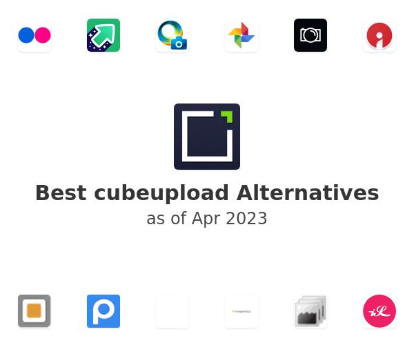 Best cubeupload Alternatives
