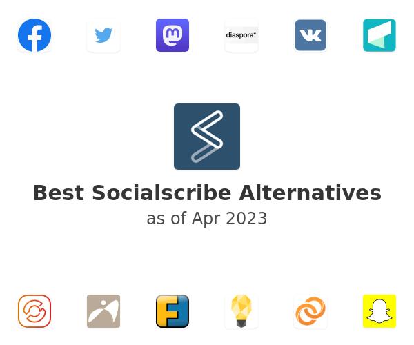 Best Socialscribe Alternatives
