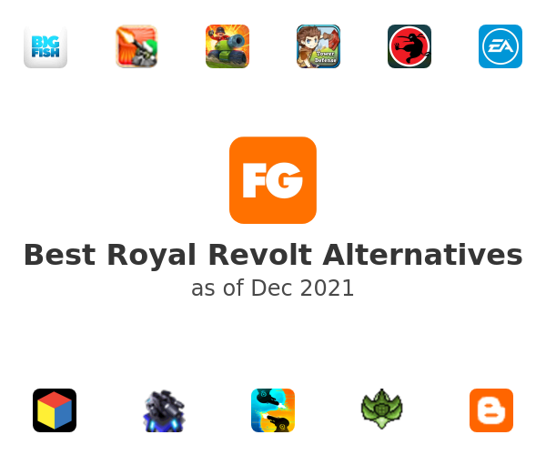 Best Royal Revolt Alternatives