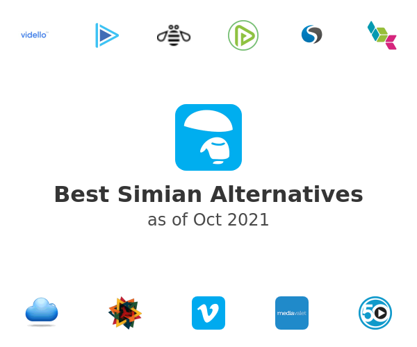 Best Simian Alternatives