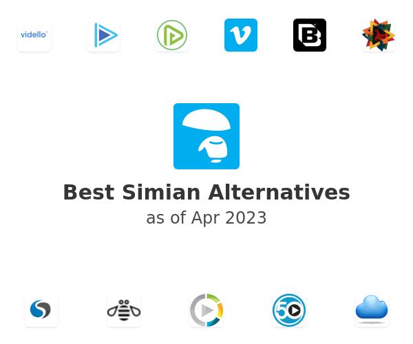 Best Simian Alternatives