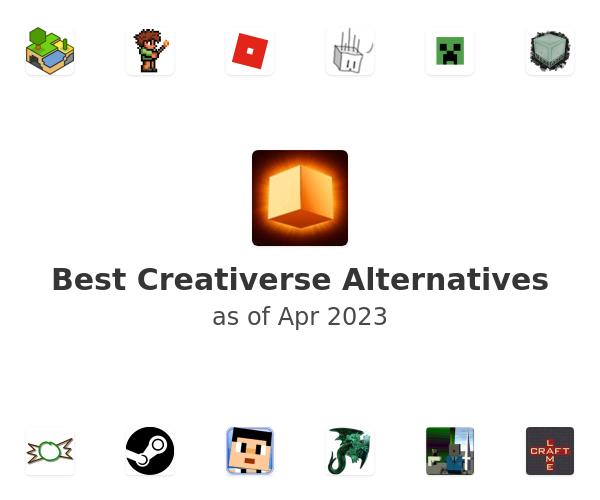 Best Creativerse Alternatives