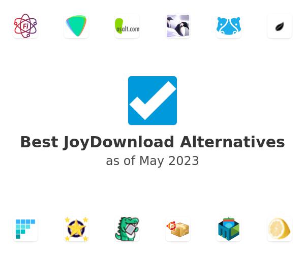 Best JoyDownload Alternatives