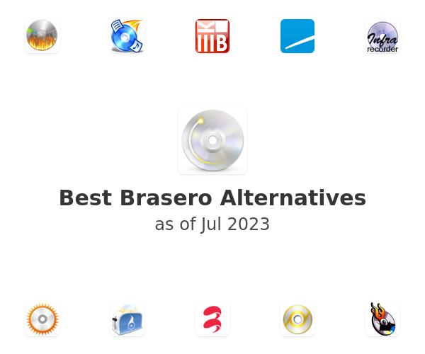 Best Brasero Alternatives