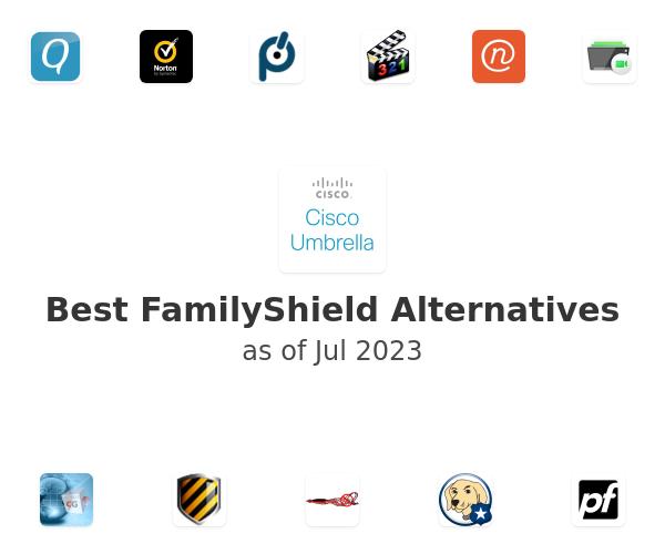Best FamilyShield Alternatives