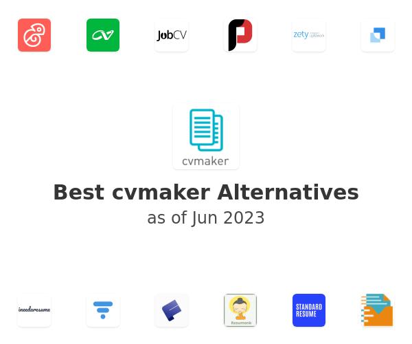 Best cvmaker Alternatives