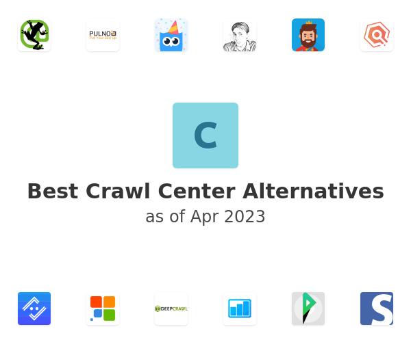 Best Crawl Center Alternatives