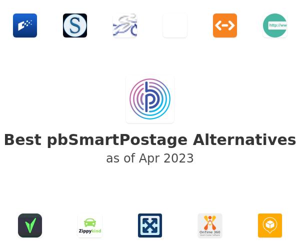 Best pbSmartPostage Alternatives
