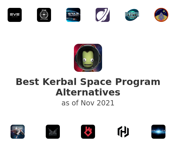 Best Kerbal Space Program Alternatives