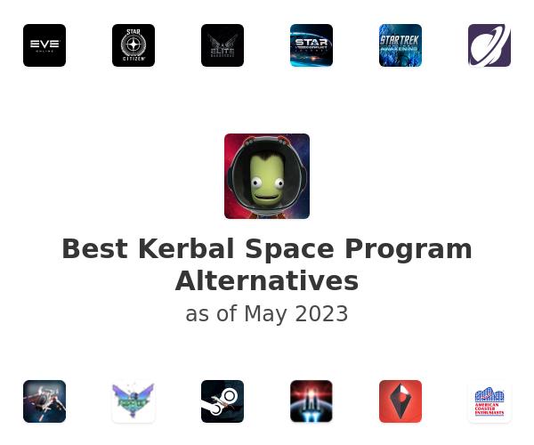 Best Kerbal Space Program Alternatives