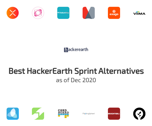Best HackerEarth Sprint Alternatives