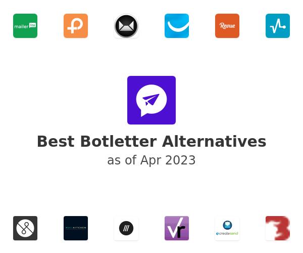 Best Botletter Alternatives