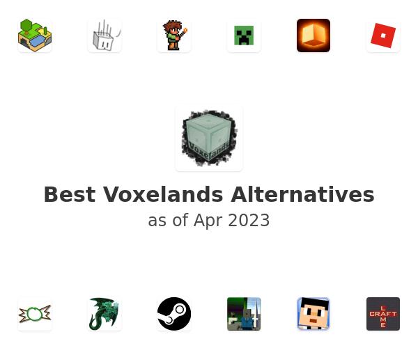 Best Voxelands Alternatives