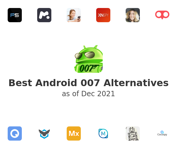 Best Android 007 Alternatives