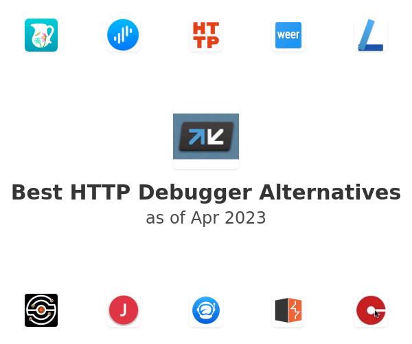 Best HTTP Debugger Alternatives